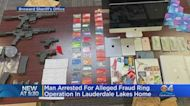 Fraudulent Checks, Credit Cards, $63,000 In Cash Seized in Lauderdale Lakes Fraud Ring Bust