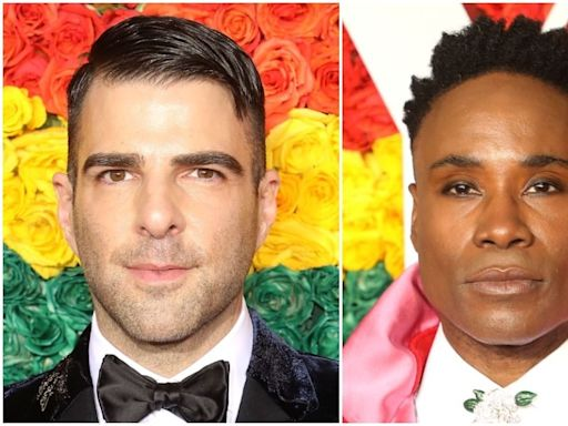 Zachary Quinto, Billy Porter To Voice Gay Dads On New Disney+ Series