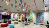 Local artist brightens learning spaces at Elvin Hill, Wilsonville elementary schools - Shelby County Reporter