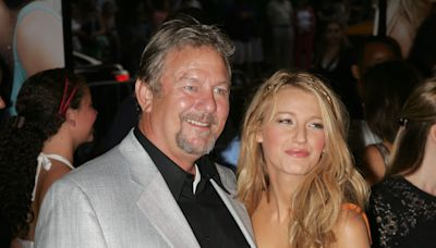 Blake Lively's Father, Actor Ernie Lively, Dead At 74