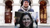 Husband of Nazanin Zaghari-Ratcliffe on hunger strike in London