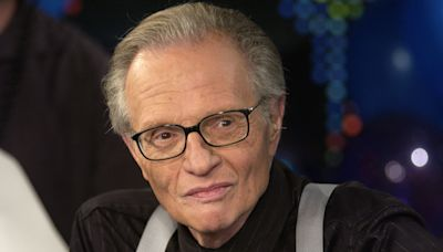 Larry King, Iconic TV And Radio Interviewer, Dies At 87