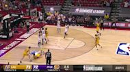 Austin Reaves with a buzzer beater vs the Phoenix Suns