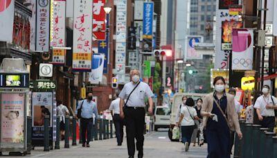 東京疫情續趨緩 日增565例連4天低於千例