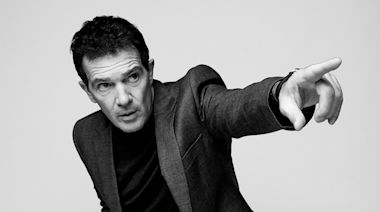 How a Heart Attack Inspired Antonio Banderas to Open a Theater Company in His Native Spain (Listen)