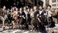 VE Day: Tears, laughter, singing - the day the fighting ended