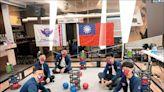 線上秀國旗 讓全球看見台灣// 台中5高中生 機器人賽世界冠軍