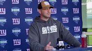 Joe Judge updates Daniel Jones status for Giants' Week 6 game vs Rams   Giants News Conference