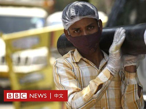 印度新冠疫情:致命第二波由城市擴散至小城鎮
