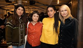 Sundance: Female Filmmakers Celebrated at IndieWire Dinner Presented by Canada Goose