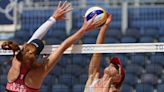 USA Beach Volleyball: Dalhausser/Lucena and Claes/Sponcil Eliminated