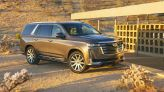 Arlington-made Cadillac Escalade enters the conversation for 2021′s best big luxury SUV