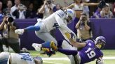 Lions grades: QB Jared Goff struggles, defense bends too much late after strong game in Week 5 loss