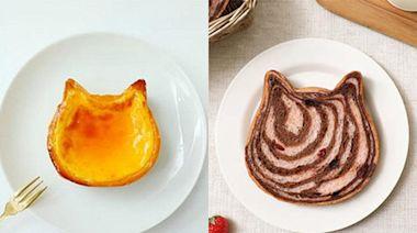 貓咪吐司蛋糕爆人氣!三大貓迷必追網紅級美食