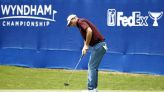 Wyndham Championship: Russell Henley (62) has a phone reminder to tell him 'I'm a great putter'