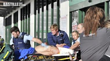 刀手紐西蘭超巿施襲5傷 3人危殆料不涉恐怖主義 | 大視野