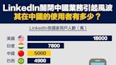 【行業數據】LinkedIn關閉中國業務引起風波,其在中國的使用者有多少?