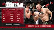 MMA DFS Cornerman: UFC Fight Night - Vegas 6