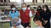新北打BNT增2560名學生不適 194人今請疫苗假