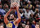 NBA/看好勇士下季重返四強 卡斯皮:如果全員健康