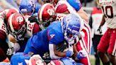 Oklahoma vs. Kansas score: Live game updates, college football scores, NCAA top 25 highlights