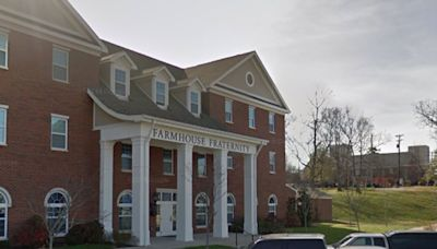 Kentucky student dies of 'presumed' alcohol poisoning after being found unconscious at frat