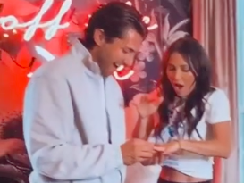 Watch Kaitlyn Bristowe Scream With Happiness as Jason Tartick Proposes
