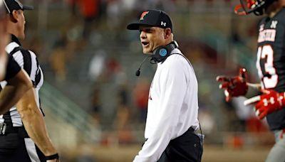 Texas Tech has fired Matt Wells as football coach