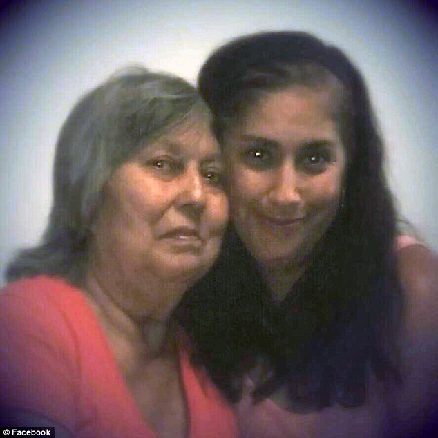 Danielle Marquez-Valle (right), 48, died in a car crash on her way to ...