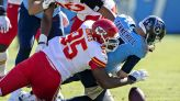 Chiefs DL Chris Jones expected to play vs. Titans in Week 7