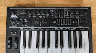 Novation and Aphex Twin's limited-edition Bass Station II embraces the weird