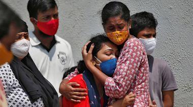 印度疫情|「非常」家婆染疫不甘隔離 竟故意攬緊新抱冀一齊中招 | 蘋果日報