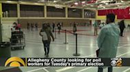 Allegheny County In Need Of Poll Workers