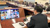 台美、台歐環保視訊會議 談氣候變遷及循環經濟
