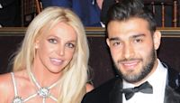 Britney Spears Returns To Instagram After Celebrating Engagement To Sam Ashgari On 'Weekend Getaway'