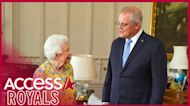 Queen Elizabeth Has The Best Reaction To The Australian PM Telling Her She Was 'The Talk Of The G7 Summit'
