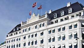 Here's the Nicest Room at Hotel D'Angleterre in Copenhagen