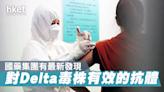 【新冠疫苗】對Delta毒株有效的抗體 國藥集團有最新發現 - 香港經濟日報 - 中國頻道 - 社會熱點