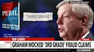 This Third Grader Has Some Thoughts On Lindsey Graham's Election Fraud Comments