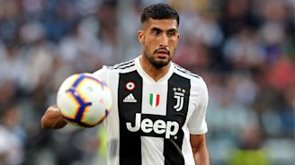 Juventus midfielder Can back in training after surgery