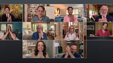'Father of the Bride' Cast Reunites After 25 Years for Pandemic Wedding
