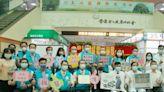 台南醫院感謝3470地區赤崁扶輪社 捐贈防疫利器