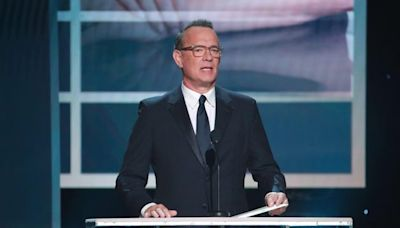 Tom Hanks is teaming up with Wes Anderson
