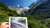 Backstory - Slowing down to see Switzerland's melting glaciers