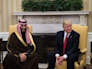 Donald Trump to announce $350bn arms deal with Saudi Arabia – one of the largest in history
