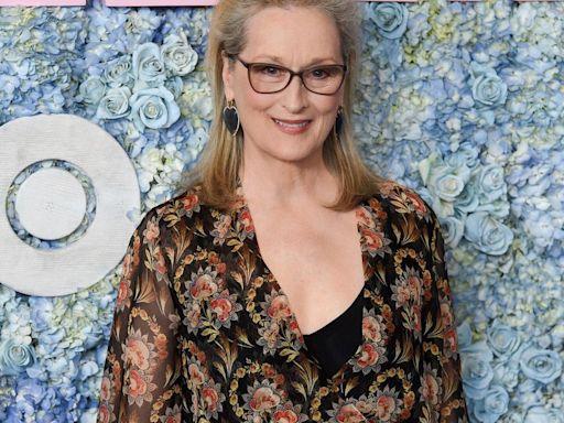 Meryl Streep protagonizará una serie de televisión sobre la crisis climática