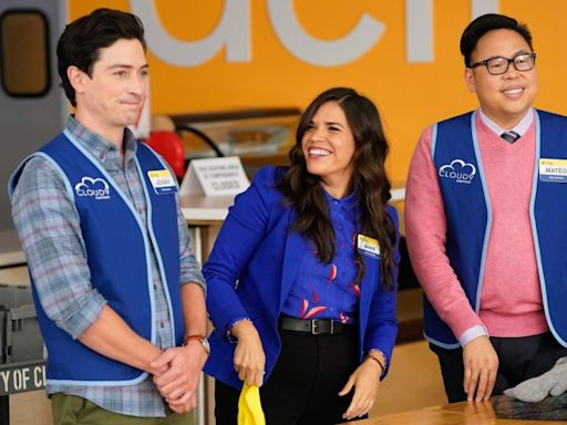 What's on TV Thursday: NBC's 'Superstore' returns; football