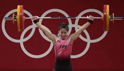 郭婞淳全運會挑戰64公斤級 抓舉100公斤破大會紀錄
