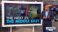 Velshi: The key to good U.S. policy in the Middle East means choosing people over oil and dictators