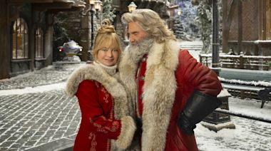 Goldie Hawn and Kurt Russell Are Back as Santa and Mrs. Claus in 'The Christmas Chronicles 2' Trailer